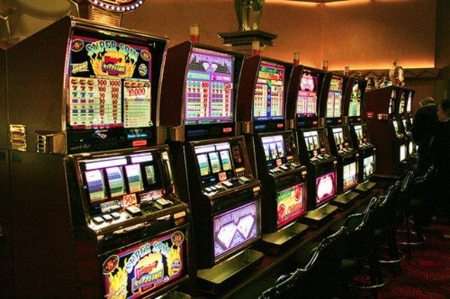 Широкий асортимент игровых автоматов на любой вкус