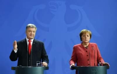 Германия выделит 85 млн евро для Донбасса