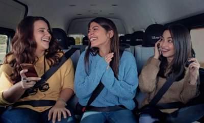 Uber запускает в Киеве свою «маршрутку»