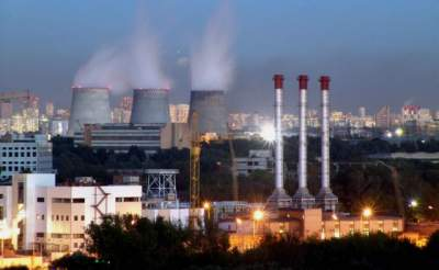 Украинская промышленность показала рост