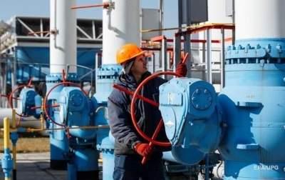 Запасы газа в ПГХ Украины превысили 9,3 миллиардов кубометров