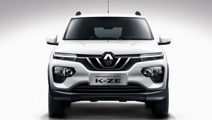 Показали новый электрический внедорожник Renault (фото)