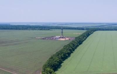 Добыча природного газа в Украине увеличилась