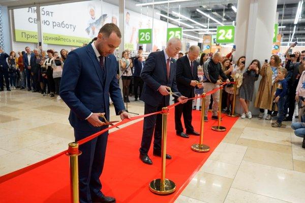 Торжественное открытие ТРК «Калина Молл» состоялось во Владивостоке