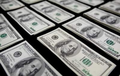 В апреле Украина потратила $900 млн на госдолг