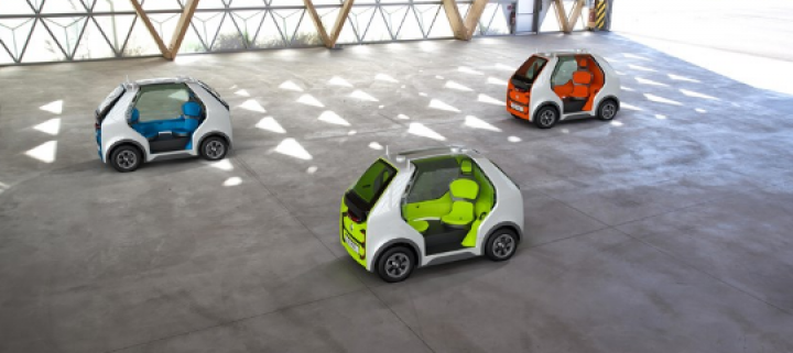 Renault представила компактный беспилотник (фото)
