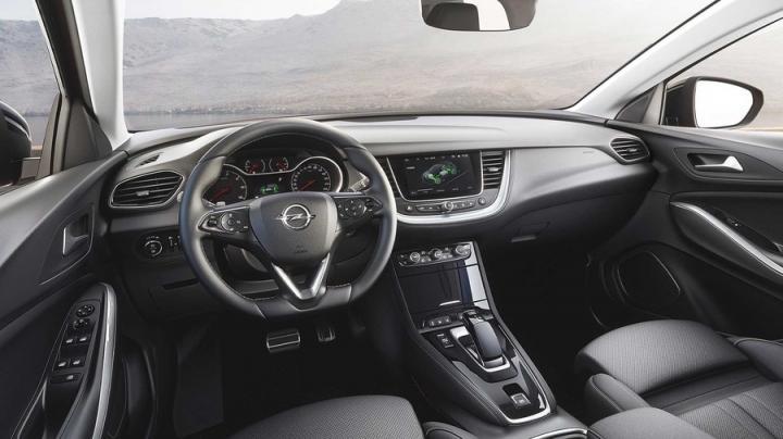 Opel показал гибридный Grandland X Hybrid4 (фото)