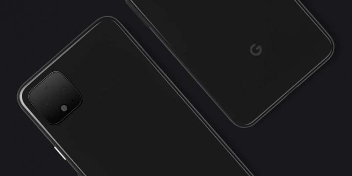 Google показала дизайн смартфона Pixel 4 с «квадратной» камерой (фото)