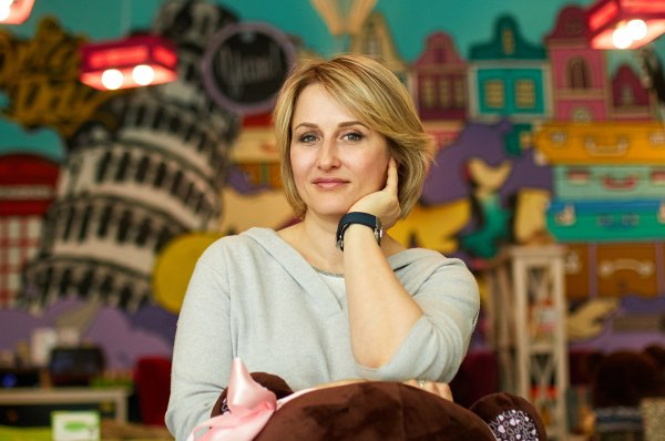 «Фабрика АндерСон» Анастасии Татуловой выступила местом проведения «форума идей»