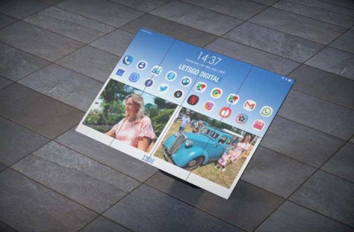 IBM запатентовала превращающиеся в планшет часы (фото)