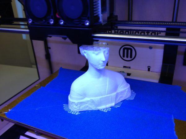 Где купить 3Д принтер
