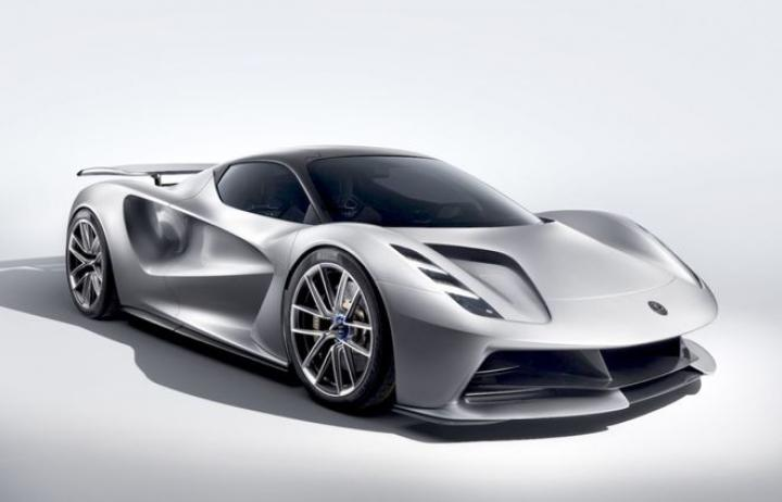 Британцы представили самый мощный электромобиль в мире