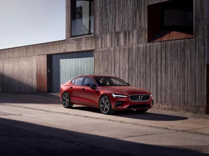 Volvo объявляет о старте продаж двух моделей (фото)