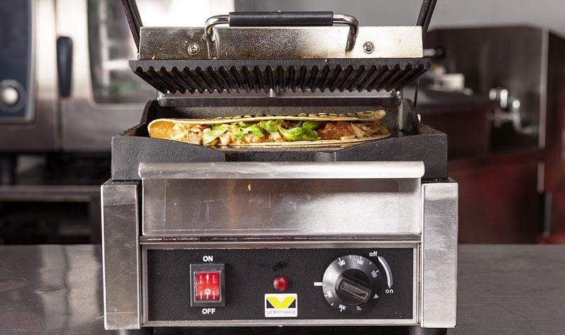 Грили прижимные и другое оборудование для ресторанов