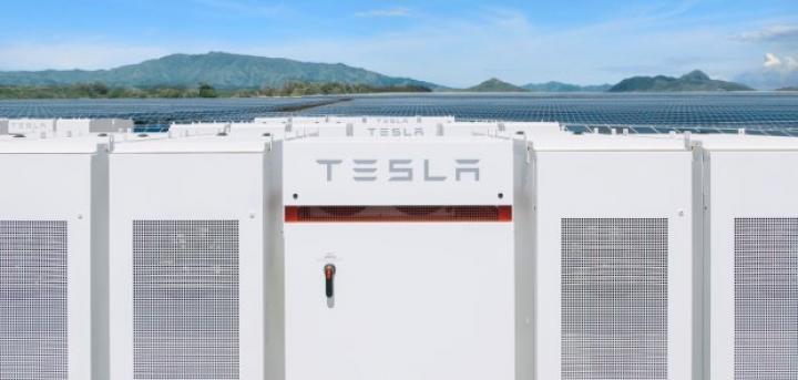Tesla выпускает мобильную электростанцию размером с контейнер (фото)