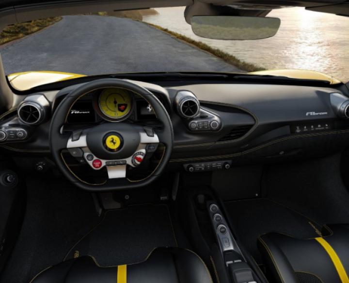 Ferrari представила новый родстер F8 Spider