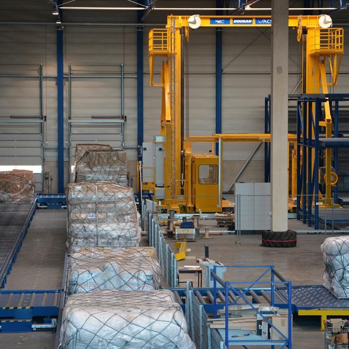 Депрессия в мировой торговле не затронула VG Cargo Александра Удодова