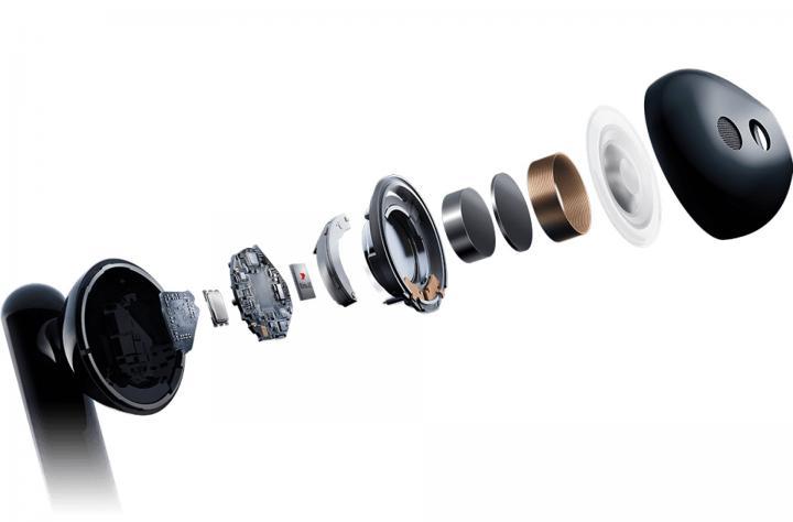 По следам AirPods: Huawei представила беспроводные наушники FreeBuds 3 (фото)