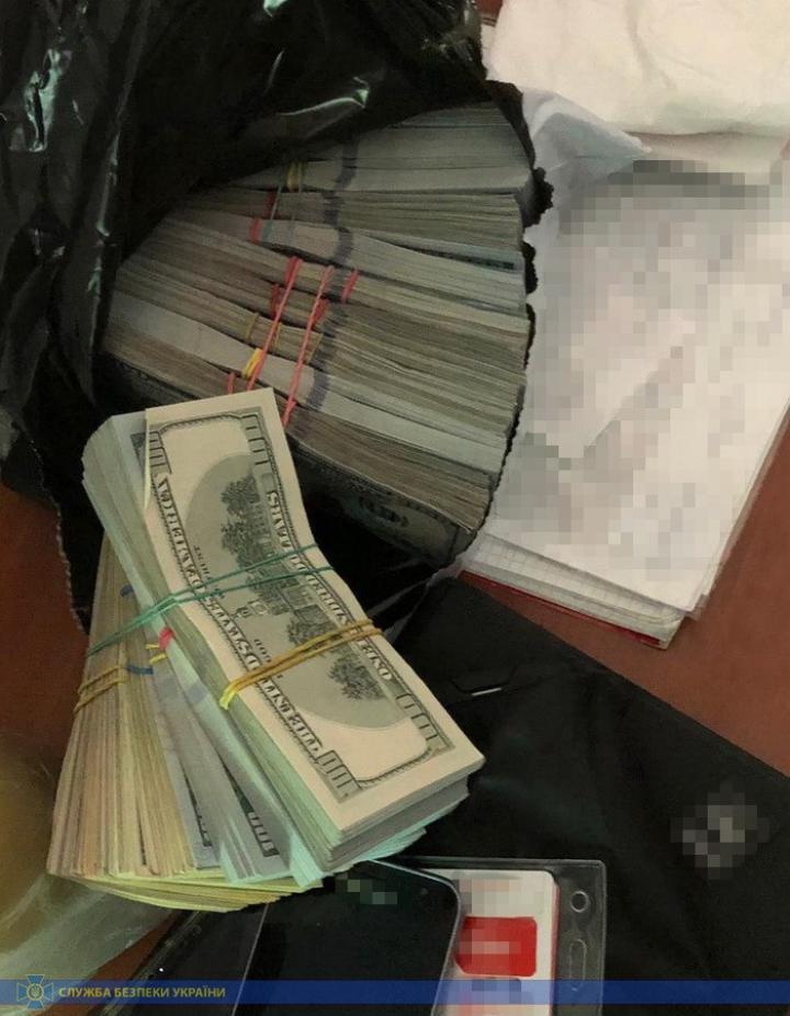Киевский конвертцентр «отмывал» миллиард гривен в год (фото)