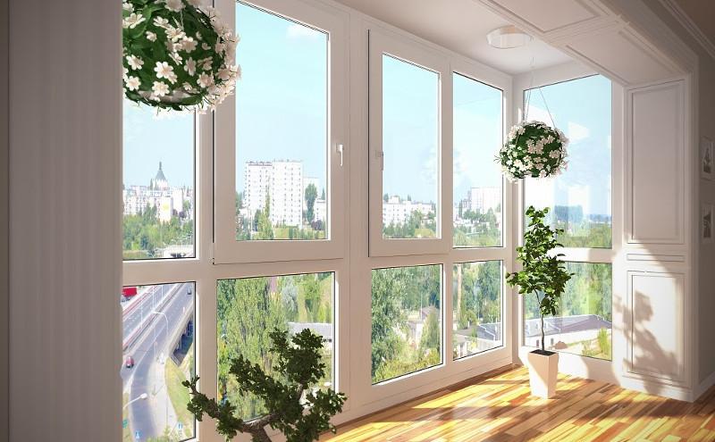 Металлопластиковые окна от Алиас-Киев
