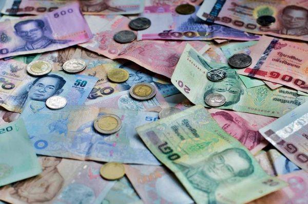 Курсы валют в Таиланде