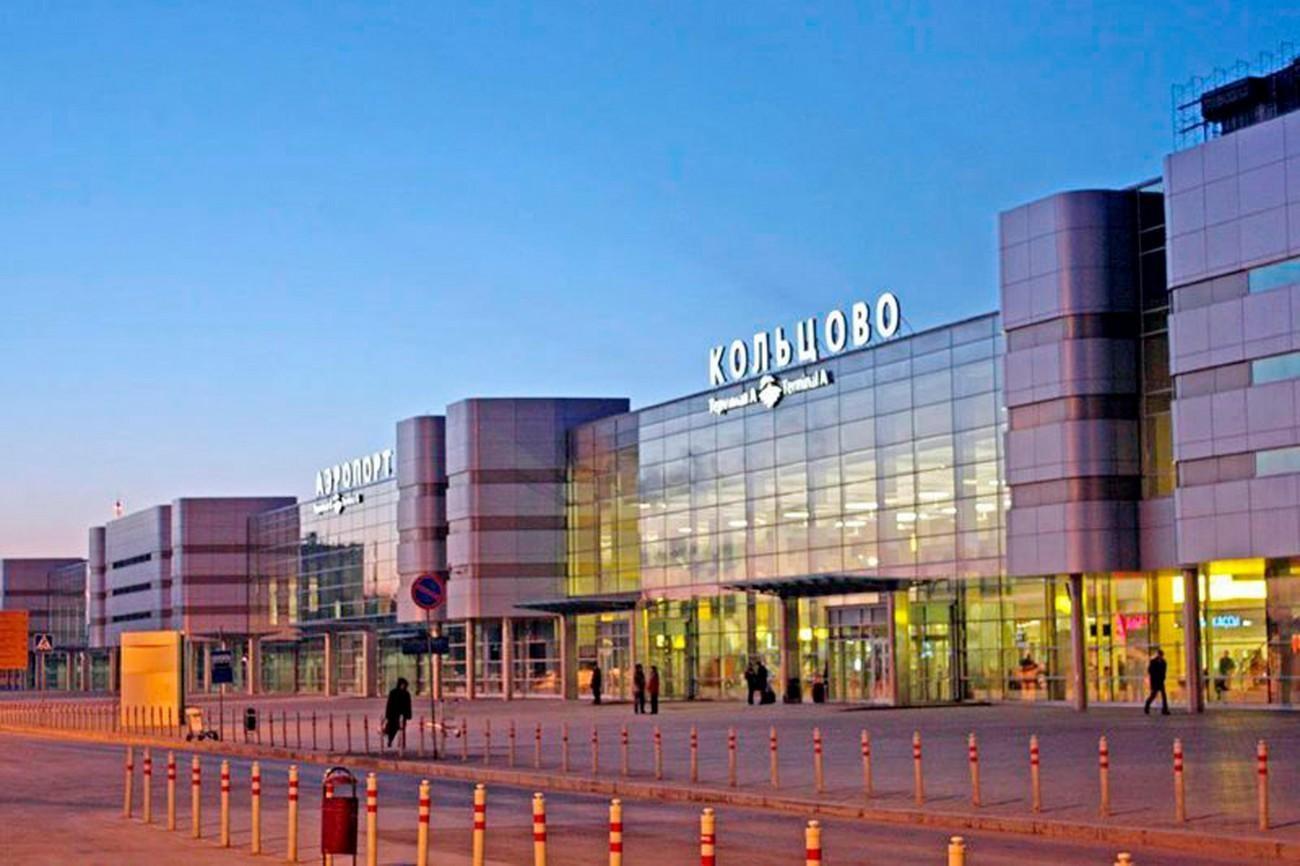 Международные аэропорты России