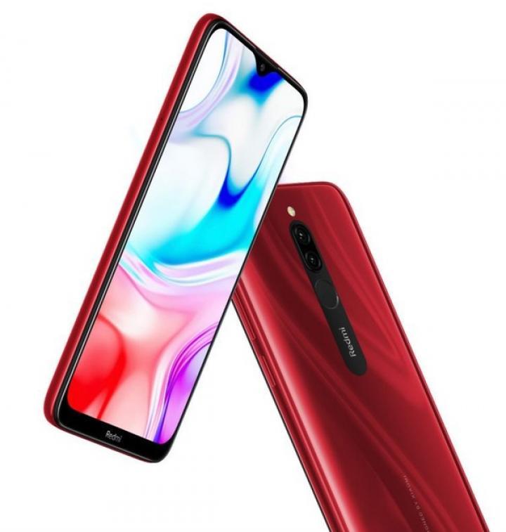 Xiaomi выпустила недорогой смартфон Redmi 8 с двумя камерами (фото)