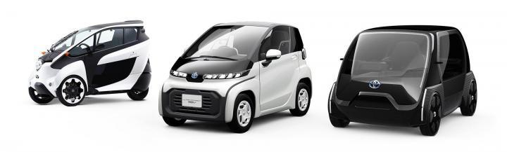 Toyota представила электрокар нового поколения (фото)