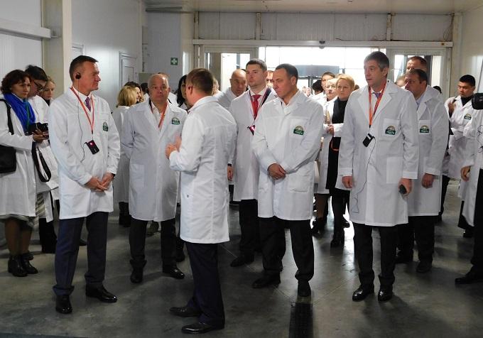 Александр Удодов укрепил лидерство на грибном рынке