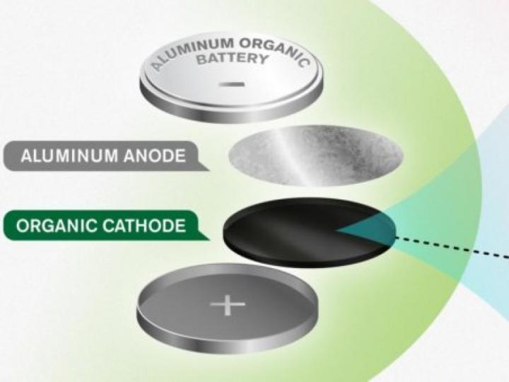 Ученые разработали безопасные для окружающей среды батарейки (инфографика)