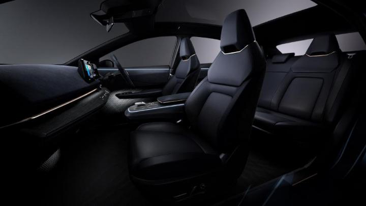 Nissan представил новый электрический кроссовер Ariya (фото)