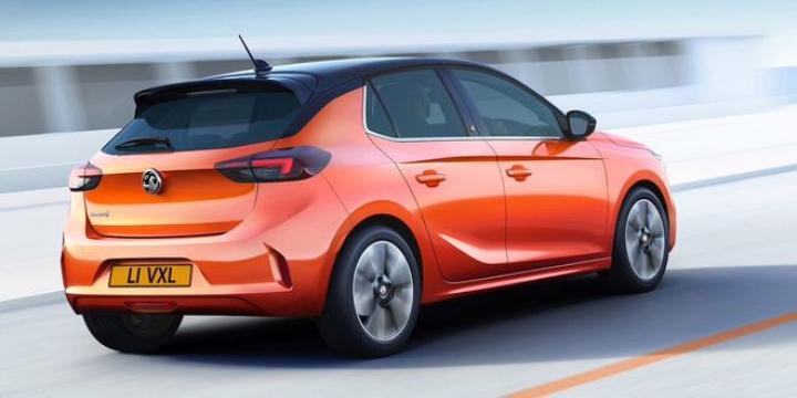 Opel объявила о начале производства электромобиля Corsa (фото)