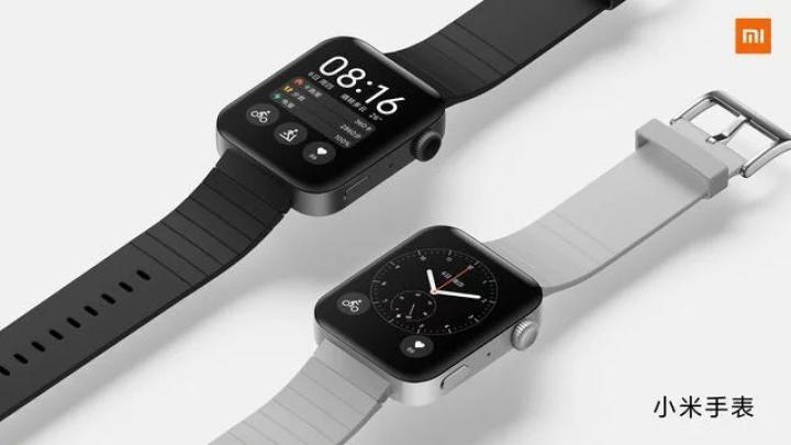 Анонсированы умные часы Xiaomi Mi Watch (фото)
