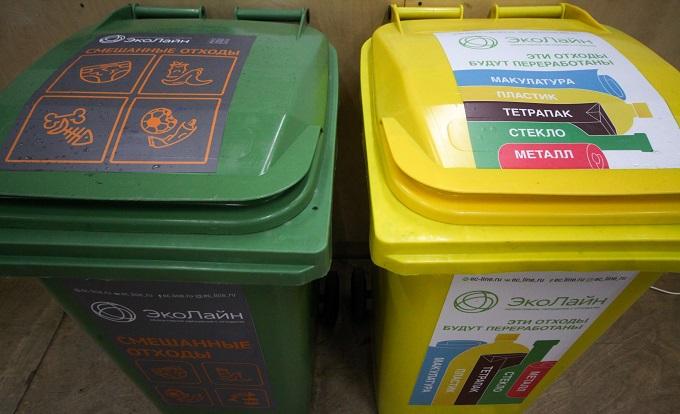 Выучим содержимое мусорных баков наизусть