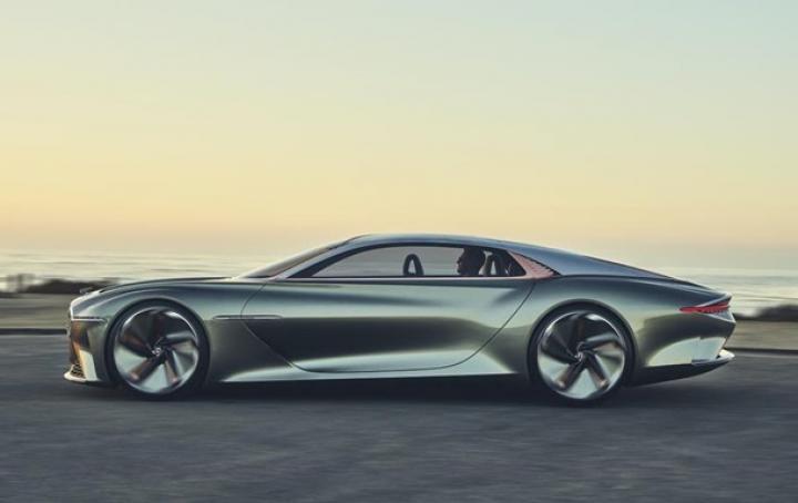 Bentley выпустит коллекционное авто за 1,5 млн фунтов