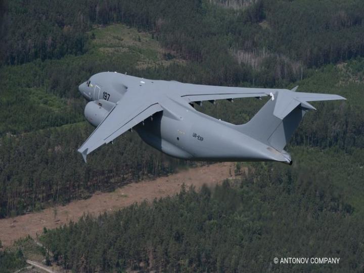 Укроборонпром поставит самолет Ан-178 в Перу (фото)