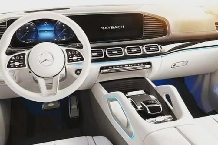Mercedes-Maybach GLS показали полностью (фото)