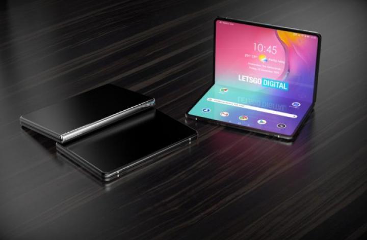 Samsung готовит к выпуску гибкий планшет