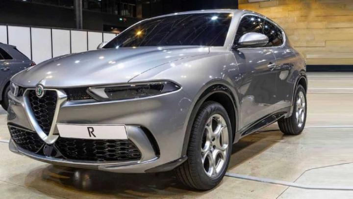 Alfa Romeo Tonale построят на компактной платформе Peugeot