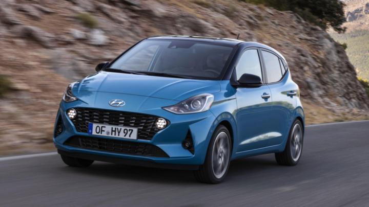 Hyundai вывела на рынок новый компактный хэтчбек за 11 тысяч евро