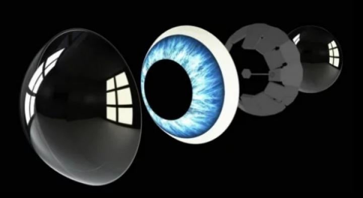 Mojo показала умные контактные линзы с технологией дополненной реальности (фото)