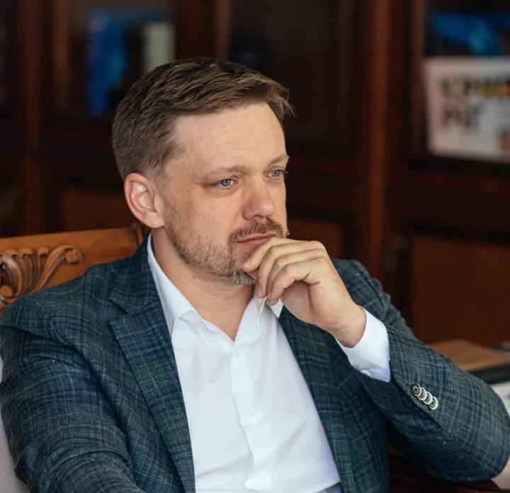 Евгений Мецгер: Укргазбанк выходит в лидеры по обслуживанию предпринимателей