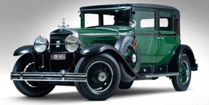 В США продается легендарный Cadillac Аль Капоне за   млн (фото, видео)
