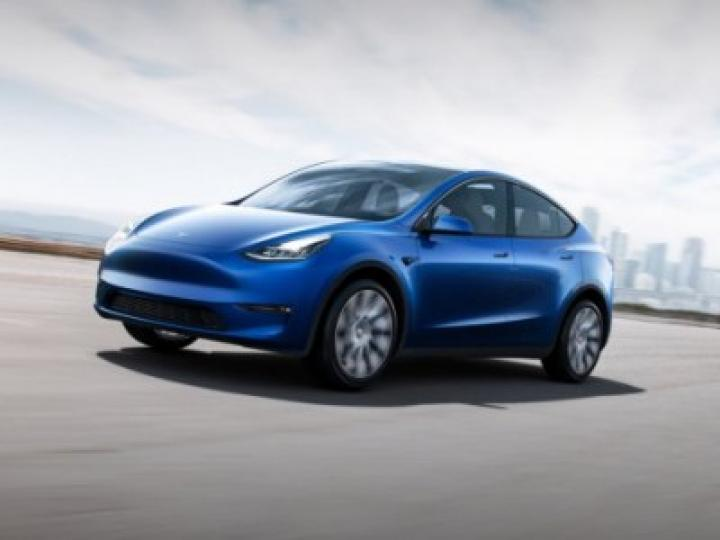Tesla пообещала ускорить поставки кроссовера Model Y (фото)