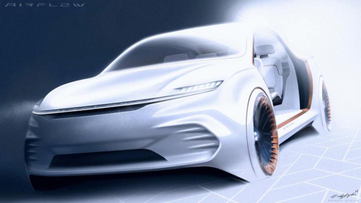 Chrysler показал концепт со старым названием (фото)