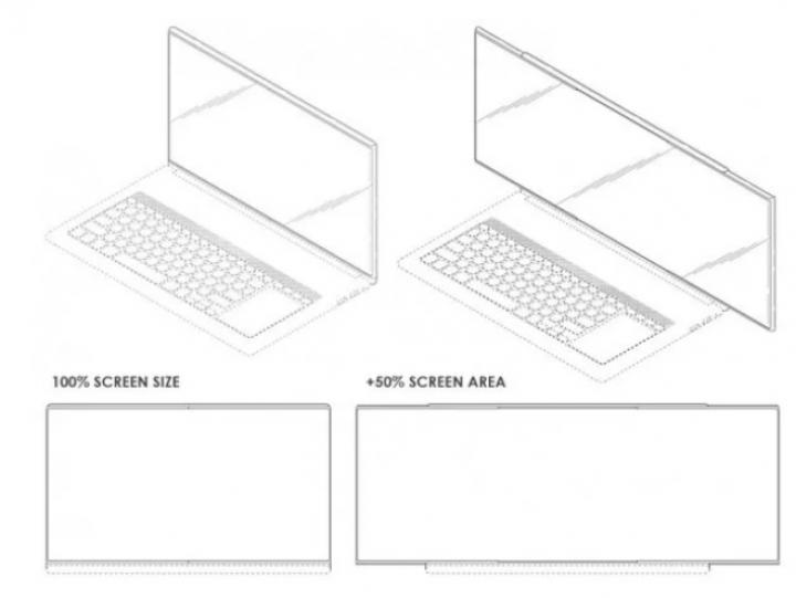 Samsung анонсировала ноутбук с раздвижным дисплеем
