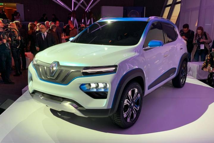 В 2021 году появится первый электромобиль Dacia (фото)
