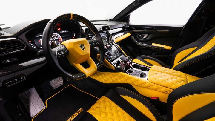 Немцы доработали итальянский Lamborghini Urus (фото)