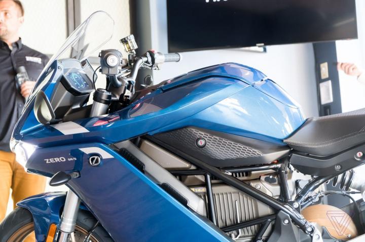 Zero Motorcycles представила новый электробайк (фото, видео)