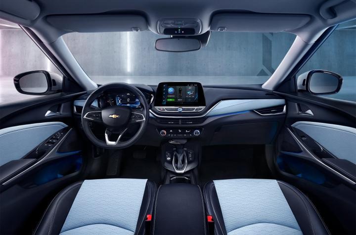 Начались продажи электромобиля Chevrolet Menlo